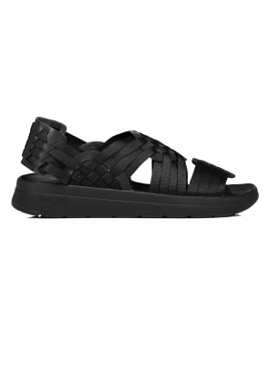 Malibu Sandals Canyon Nylon Sandals - Black
