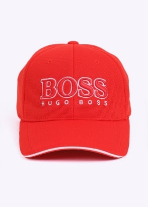 Hugo Boss Cap US - Open Orange