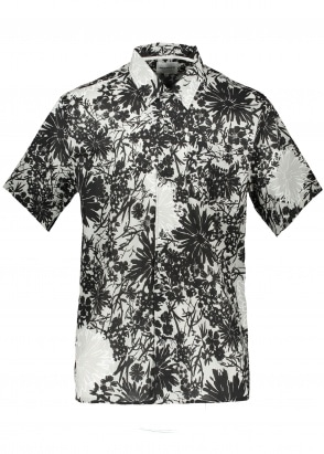 Norse Projects Carsten Flower Print - Glacier