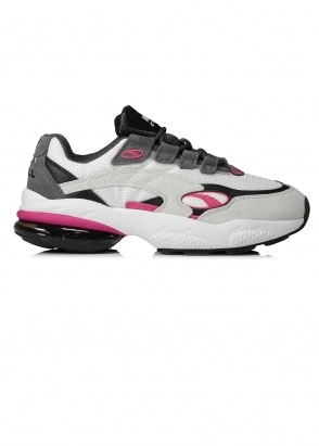 Puma Cell Venom - White / Purple