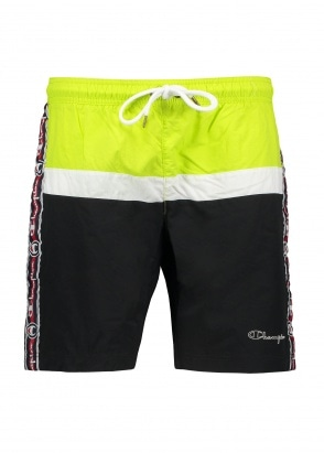 Champion Beach Shorts - Green / Black