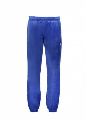 Reebok CL V Velour Pant - Crushed Cobalt