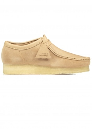 Clarks Originals Wallabee Combi - Light Tan