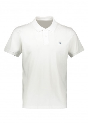 Vivienne Westwood Classic Polo - White