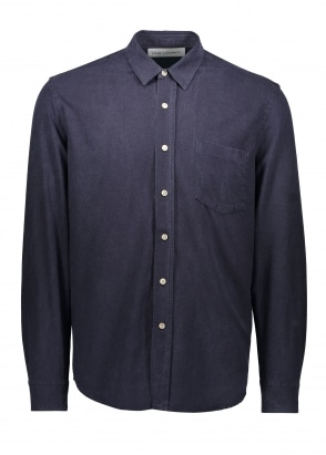 Our Legacy Classic Shirt - Navy Silk