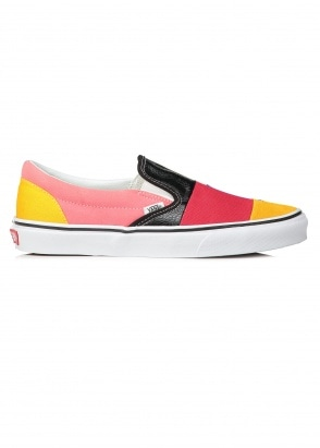 Vans Classic Slip On Patchwork - Multi