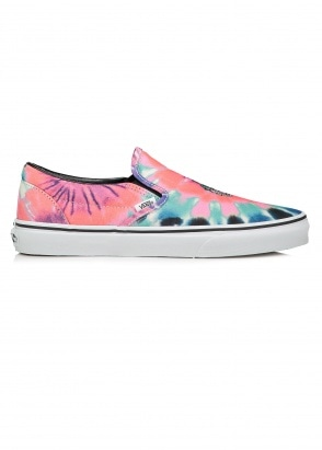 Vans Classic Slip On - Tie Dye Multi