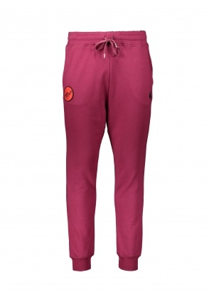 Vivienne Westwood Womens Classic Tracksuit Bottom - Beet Red