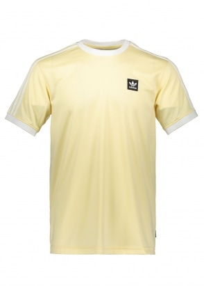 adidas Originals Apparel Club Jersey Tee - Easy Yellow
