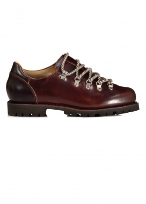 Paraboot Clusaz Shoes - Dark Brown
