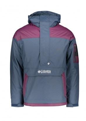 Columbia Challenger Pullover - Night Shadow
