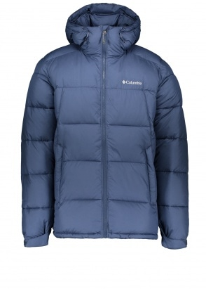 Columbia Pike Lake Hooded Jacket - College Navy
