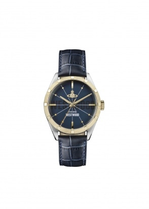 Vivienne Westwood Accessories Conduit GTS Watch - Navy