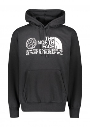 The North Face Coordinates Hoodie - Black