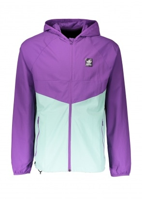 adidas Originals Apparel Dekum Packable Jacket - Active Purple