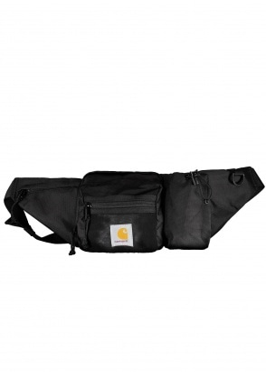 Carhartt WIP Delta Hip Bag - Black