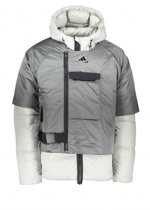 adidas Down Jacket - Grey