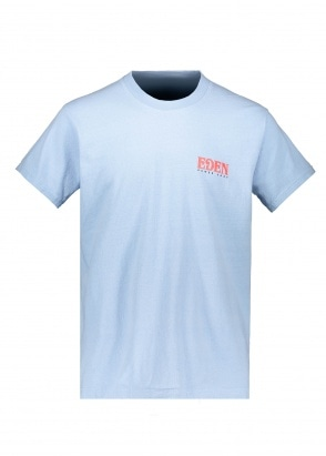 Eden Power Corp Eden Recycled T-Shirt - Light Grey