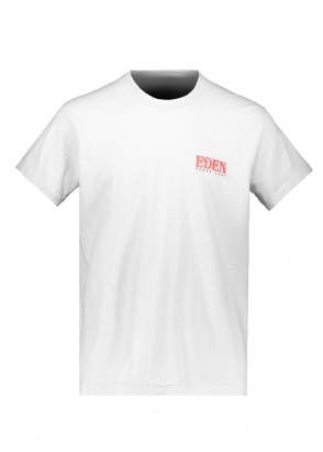 Eden Power Corp Eden Recycled T-Shirt - White