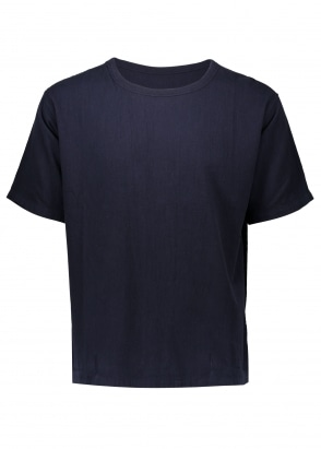 Elliot Crepe SS Tee - Midnight