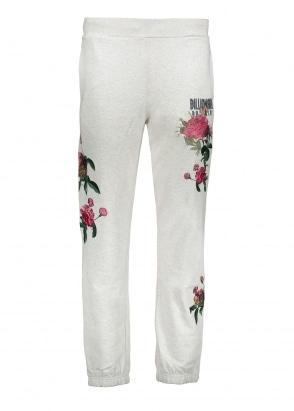 Billionaire Boys Club Embroidered Floral Pant - Oat