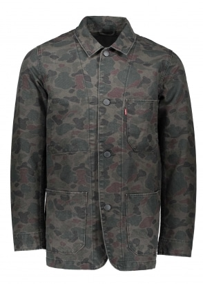 Levi's Red Tab Engineers Coat 2.0 - Camo
