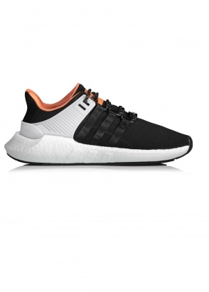 "Adidas Originals Footwear EQT Support 93/17 ""Welding"" - Black / Grey"
