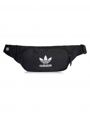 adidas Originals Apparel Essential Crossbody Bag - Black