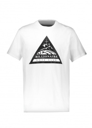 Billionaire Boys Club Expedition Logo T-Shirt - White