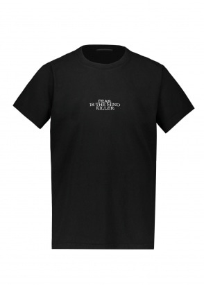 Eden Power Corp Fear Is The Mind Killer Tee - Black