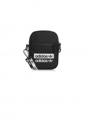 adidas Originals Apparel Fest Bag - Black