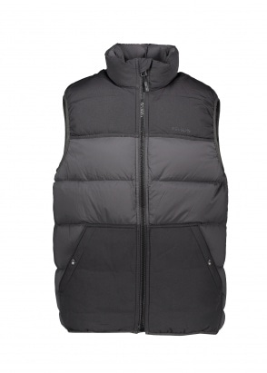 Filson Featherweight Down Vest - Faded Black