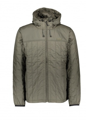 Filson Ultralight Hooded Jacket - Olive