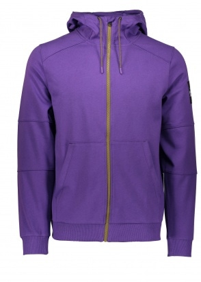 The North Face Fine FZ Hoodie - Purple