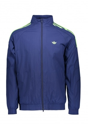 adidas Originals Apparel Flamestrike Track Top - Dark Blue