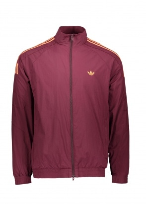 adidas Originals Apparel Flamestrike Track Top - Maroon