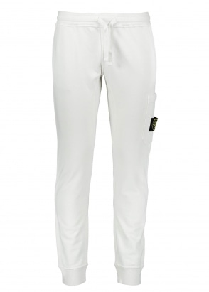 Stone Island Fleece Pants - Plaster
