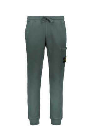Stone Island Fleece Sweatpants - Petrol