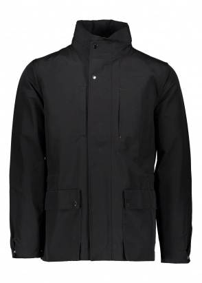 Folk Formula Jacket - Black