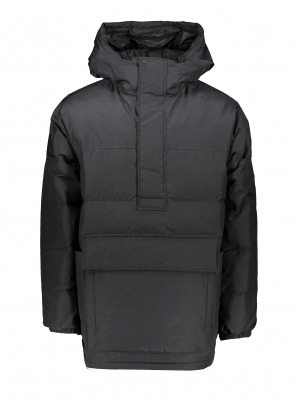 Snow Peak FR Down Pullover - Black