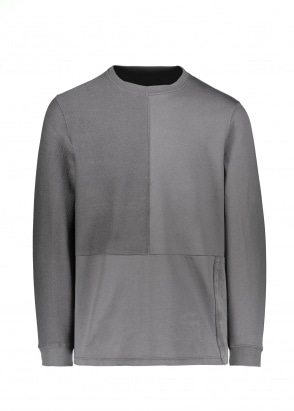 Folk Fracture Sweat - Charcoal