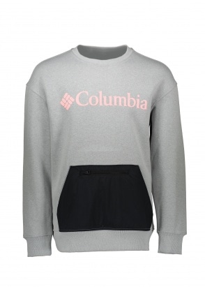 Columbia Fremont Crew - Grey Heather