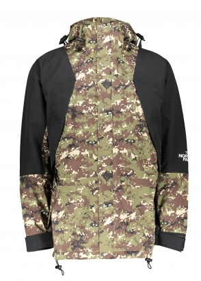 The North Face FUTURELIGHT 94 Mountain Light Jacket - Olive Digital Camo