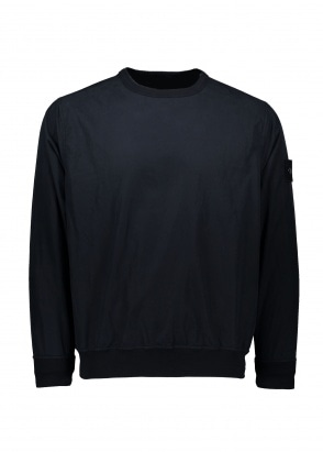 Stone Island Ghost Sweater - Navy Blue