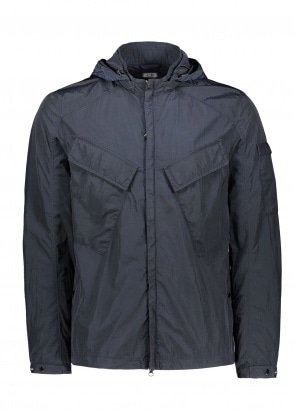 C.P. Company Goggle Overshirt - Total Eclipse