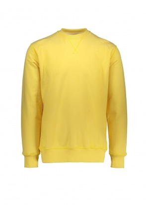 Good Measure M-21 Crew Neck Sweat - Limon