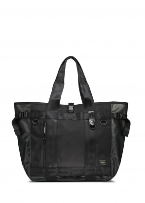 Porter-Yoshida & Co Heat Tote Bag - Black
