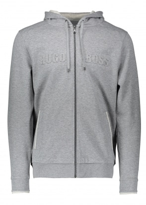 Hugo Boss Heritage Jacket - Medium Grey