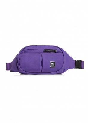 adidas Originals Apparel Hip Bag - Purple