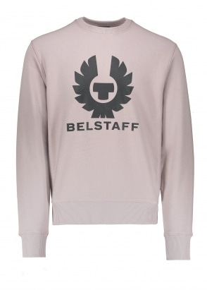 Belstaff Holmswood Sweatshirt - Dusty Orchid